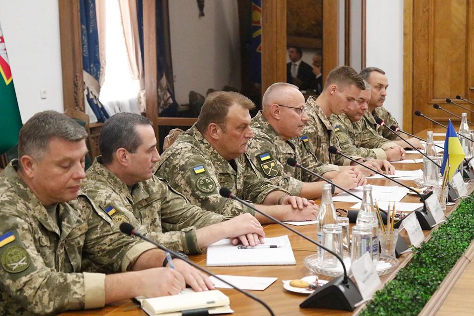 Руслан Хомчак наголосив на незмінності курсу – набуття повноправного членства України в НАТО