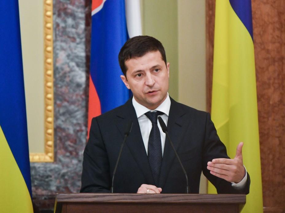 Президент України: Розраховуємо на дипломатичний і санкційний тиск на РФ для завершення війни