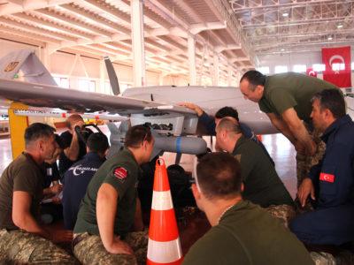 Повітряні Сили будуть готовими до застосування безпілотника Bayraktar TB2 уже найближчим часом