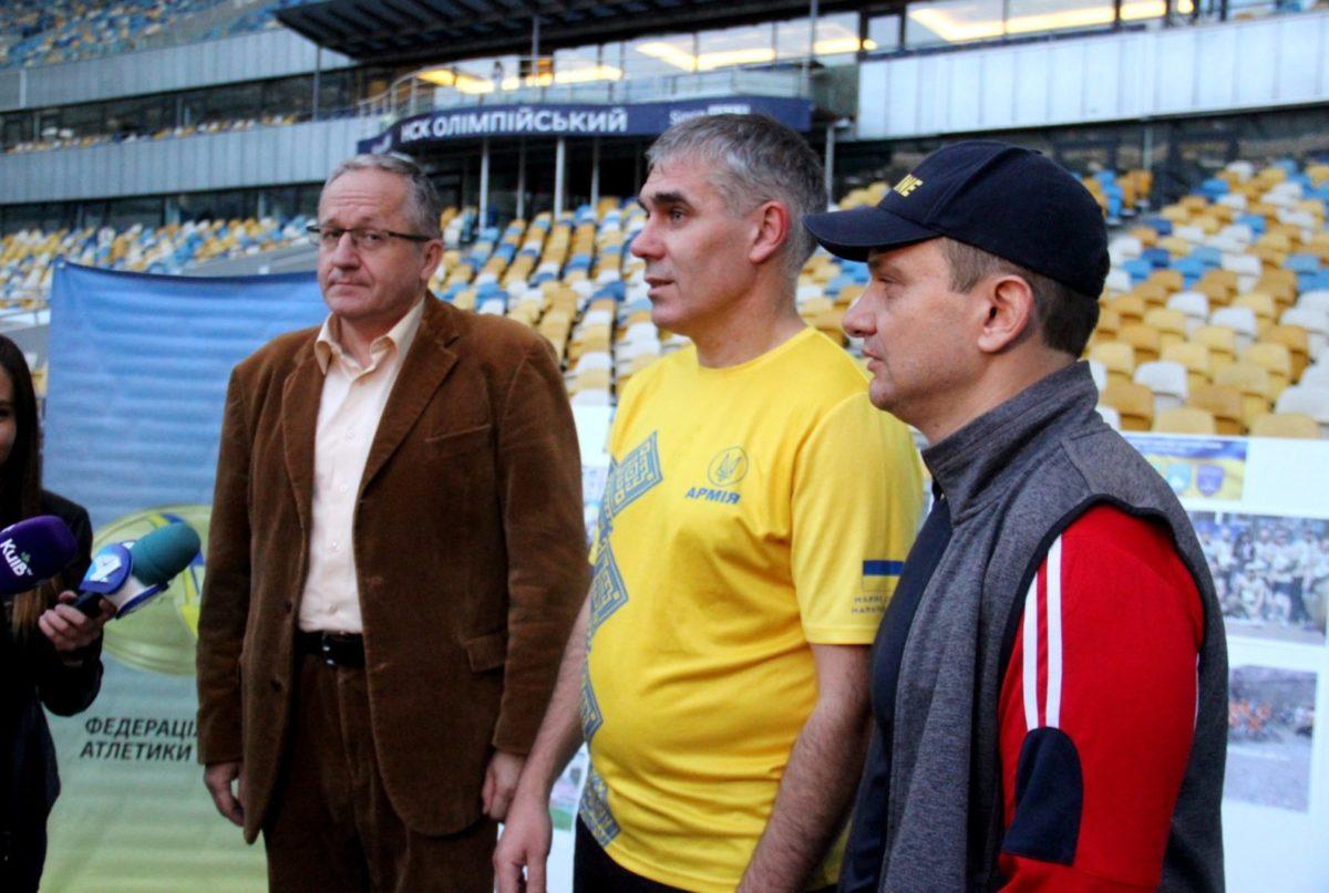 12 ветеранів з України візьмуть участь у найстарішому марафоні Європи