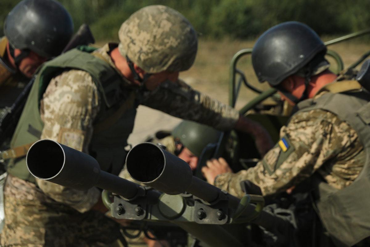 Минулого року на Донбасі знищено 619 бойовиків