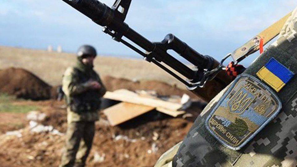 Доба в ООС: 21 обстріл, шість військовослужбовців отримали поранення
