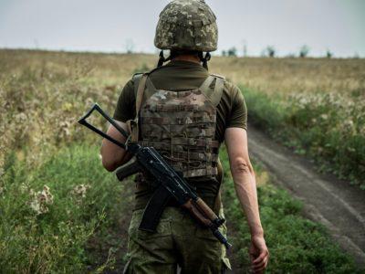 Ситуація в районі ООС: минулої доби жоден український воїн не постраждав