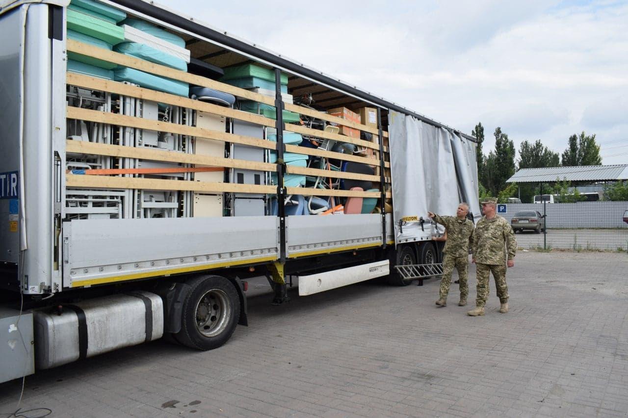 Завдяки роботі стратегічної гуманітарної ініціативи «Допомога Схід» у район проведення ООС доставлено гуманітарних вантажів на суму майже 11 мільйонів гривень