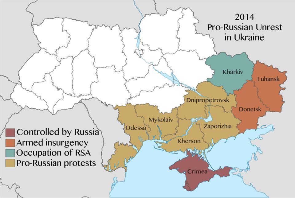 Росія анонсує створення ще однієї «народної республіки» в Україні