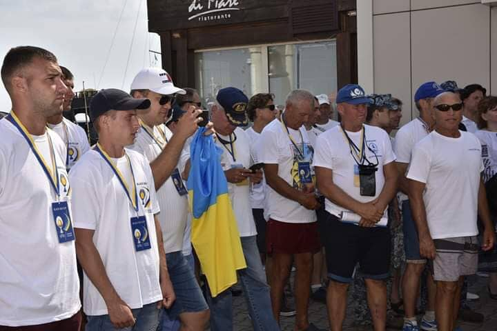 Курсанти Інституту ВМС здобули «срібло» в регаті «Кубок Чорного моря-2019»