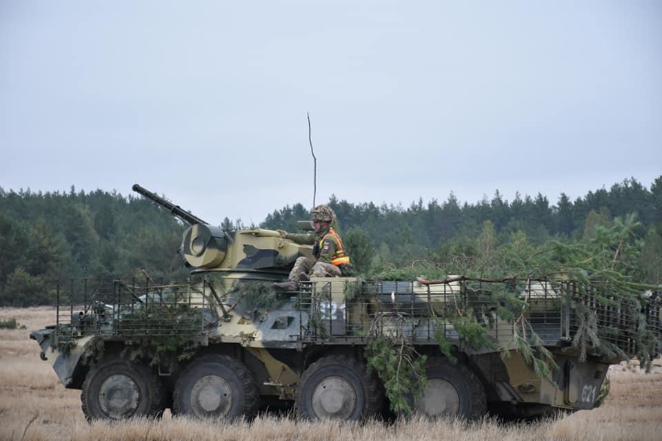 «Козацька воля-2019»: десантно-штурмові дії, переправа та знищення об'єктів противника