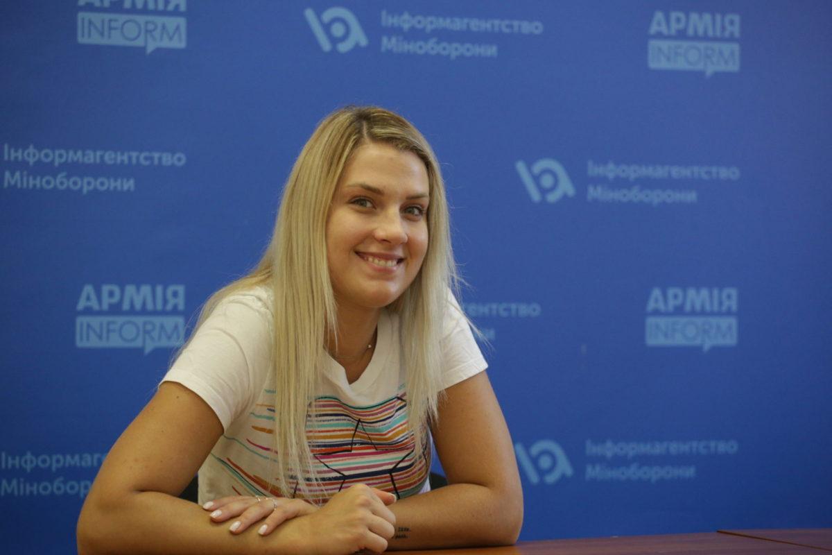 Олімпійська чемпіонка з фехтування Ольга Харлан розповіла, чому в школі найбільше любила хімію