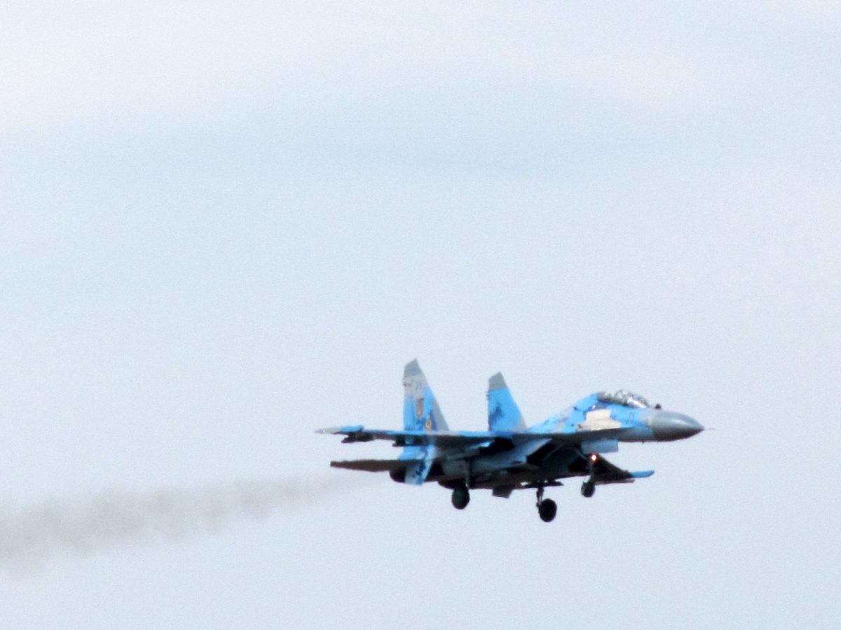 Військові пілоти запалювали серця відвідувачів KharkivAviaFest-2019
