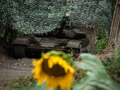 Фоторепортаж: танкісти морської піхоти