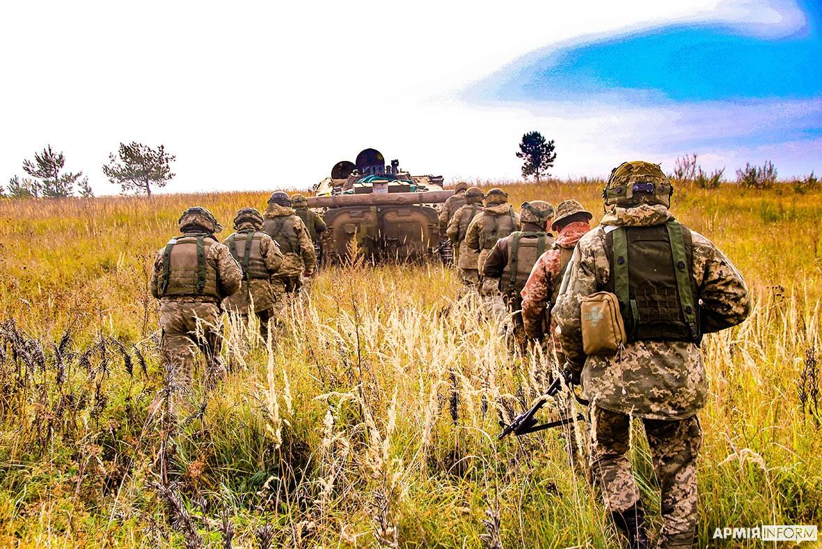 «Репід Трайдент – 2019»:  гірські піхотинці стоять в обороні кордону
