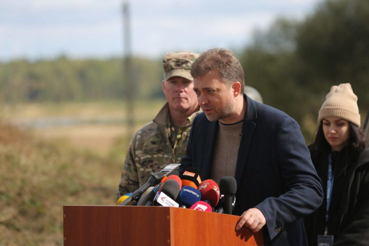 Міністр оборони Андрій Загороднюк: «Україна залишається відданою впровадженню широкомасштабних реформ для досягнення євроатлантичних стандартів»