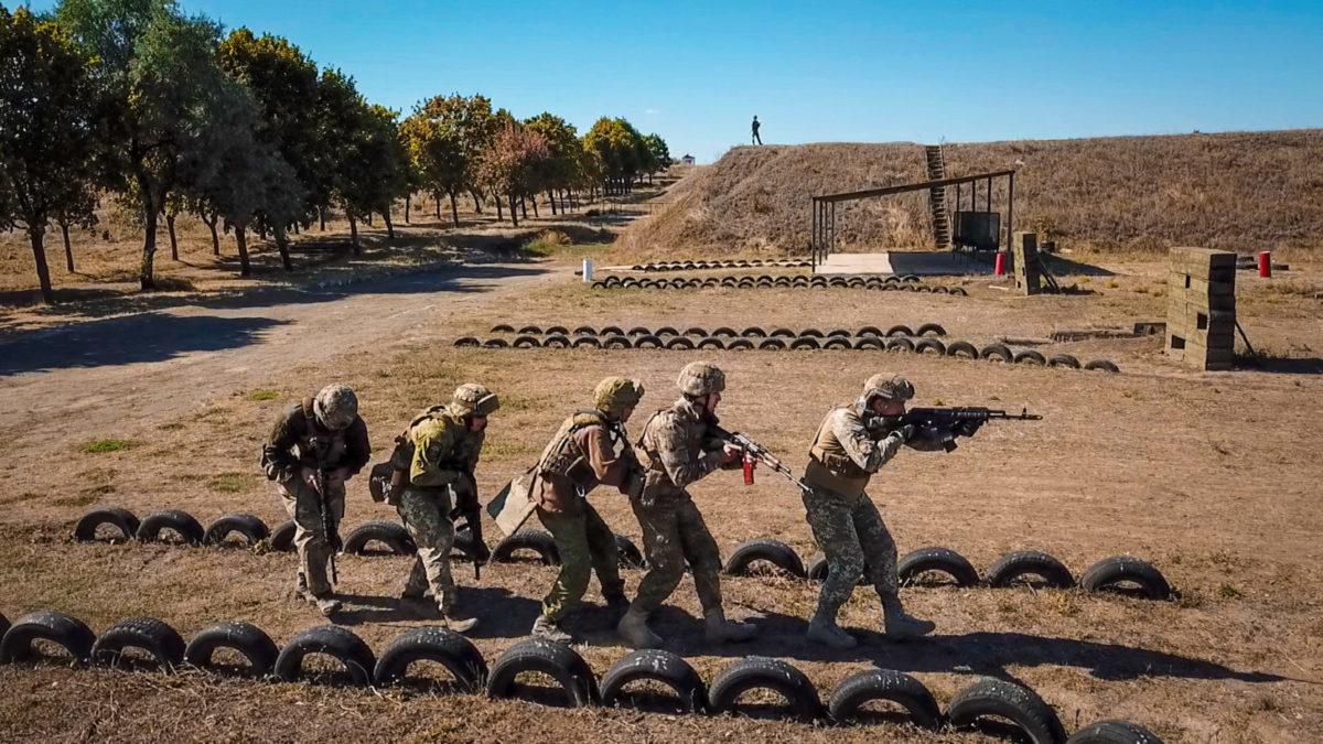 Навчання не за сценарієм: На Одещині завершився  польовий вихід військовослужбовців