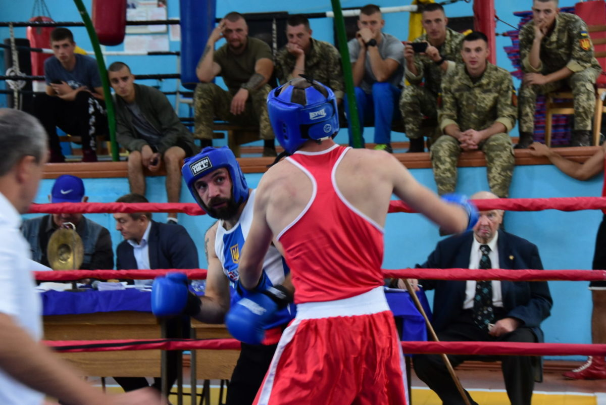 Найкращі боксери «Сходу» – артилеристи із Запоріжжя