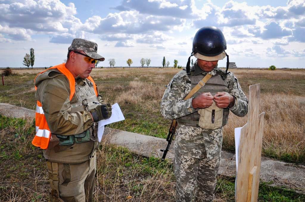 На Миколаївщині визначили найвлучнішого резервіста ВМС