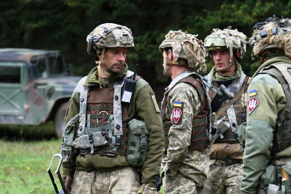 Завершилися багатонаціональні тактичні навчання Saber Junction-2019