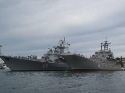 Протягом 64-х діб походу загін українських кораблів подолав більше 12 тисяч морських миль