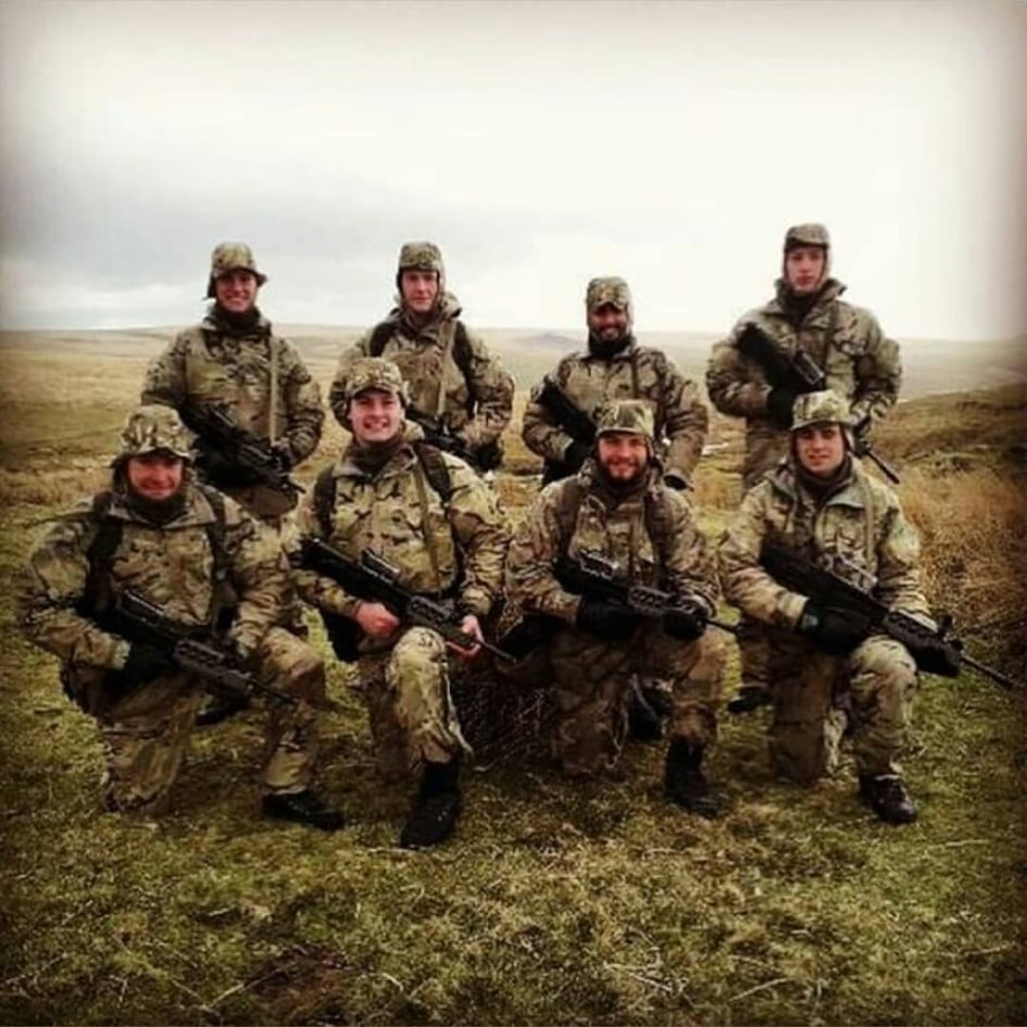 Курсанти-моряки пройшли курс офіцерської підготовки у Великобританії