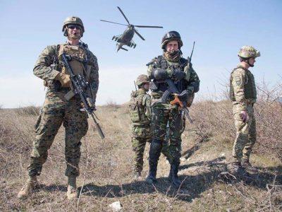 Українські морські піхотинці візьмуть участь у другій частині міжнародних навчань Platinum Eagle-2019 у Румунії
