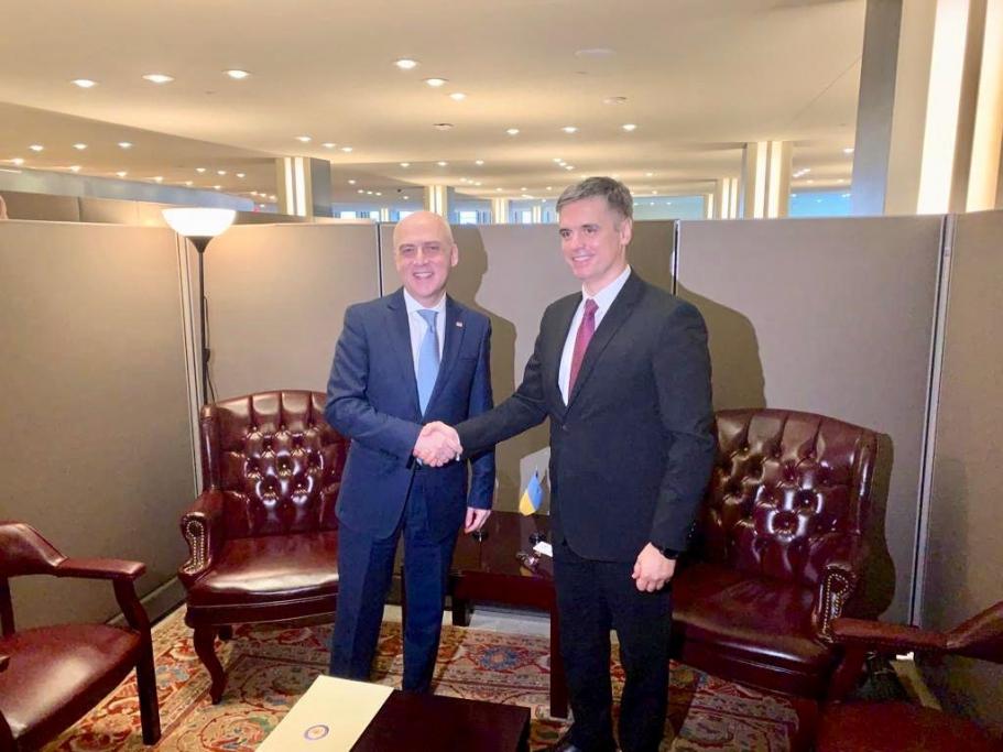 Україна та Грузія спільно обговорили в ООН тиск на Росію