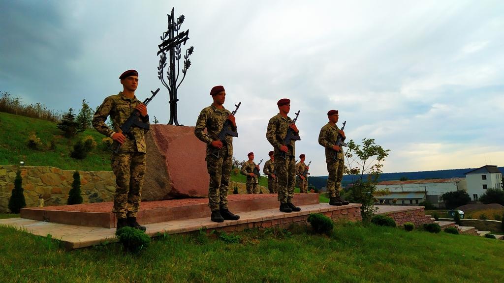 Як львівські десантники на пироги їздили!