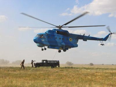 ВМС ЗС України отримають модернізований протичовновий гелікоптер Мі-14