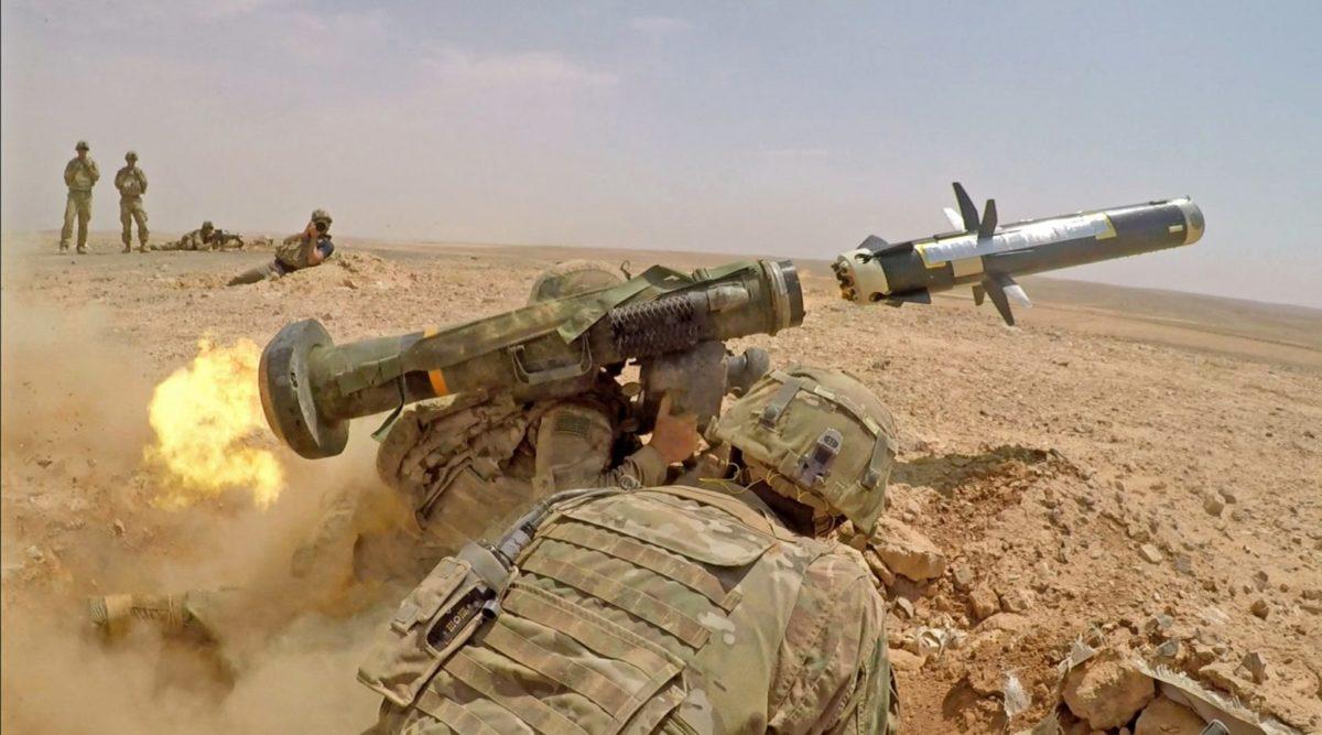 Польща придбає у США 60 ракетних комплексів Javelin