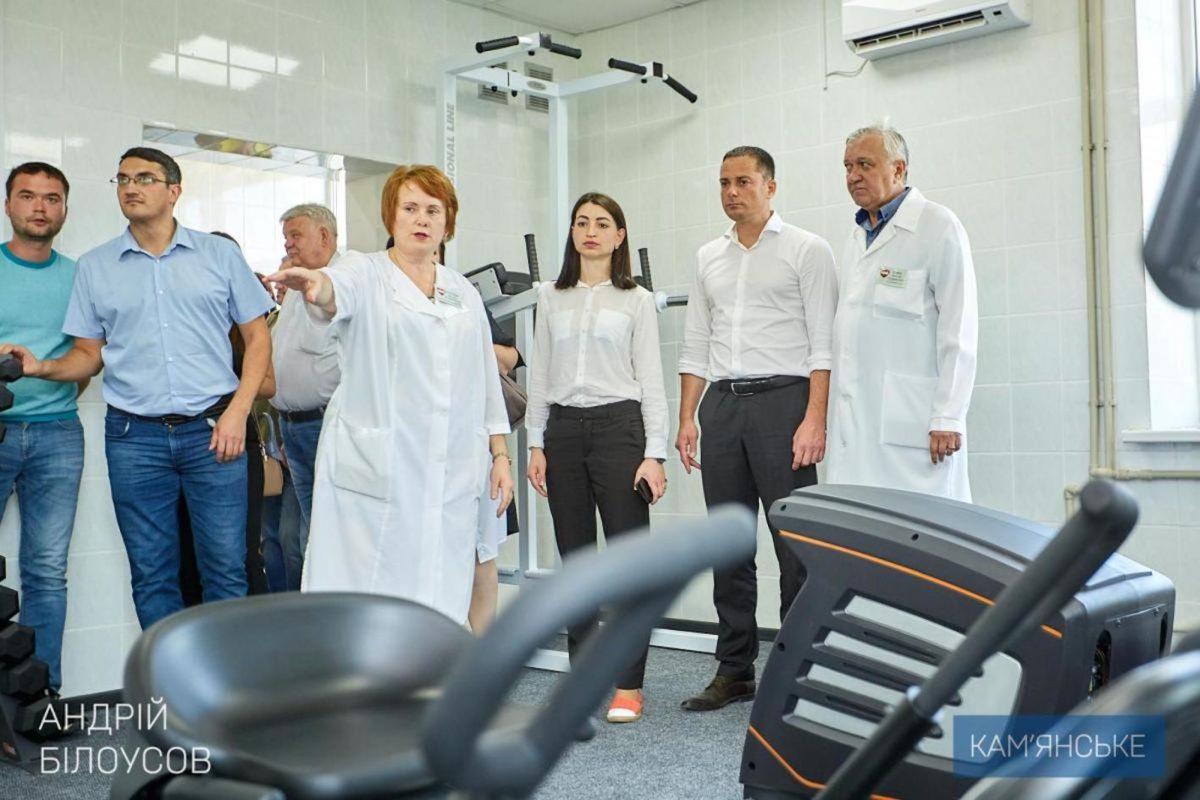 Відкрито ще один реабілітаційний центр для ветеранів АТО