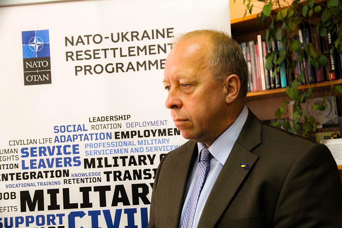 Допомога НАТО і соціальна адаптація ветеранів