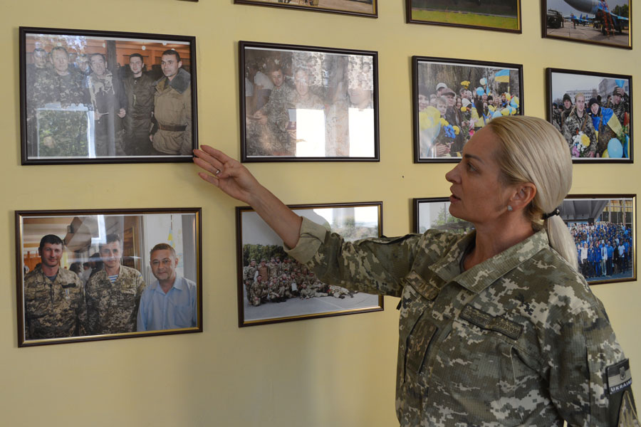 У військових частинах Васильківського гарнізону немає гуртожитків для контрактників