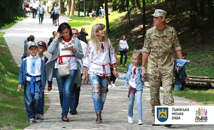 Найбільшу грошову допомогу ветеранам АТО виплачують у Львові
