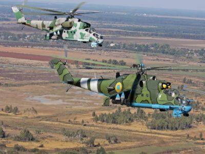 «АВІАКОН» подовжить ресурс лопатей несного гвинта для гелікоптера Мі-24