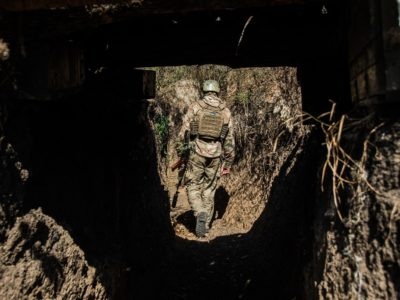 Під Авдіївкою окупанти відкрили вогонь в бік українських позицій
