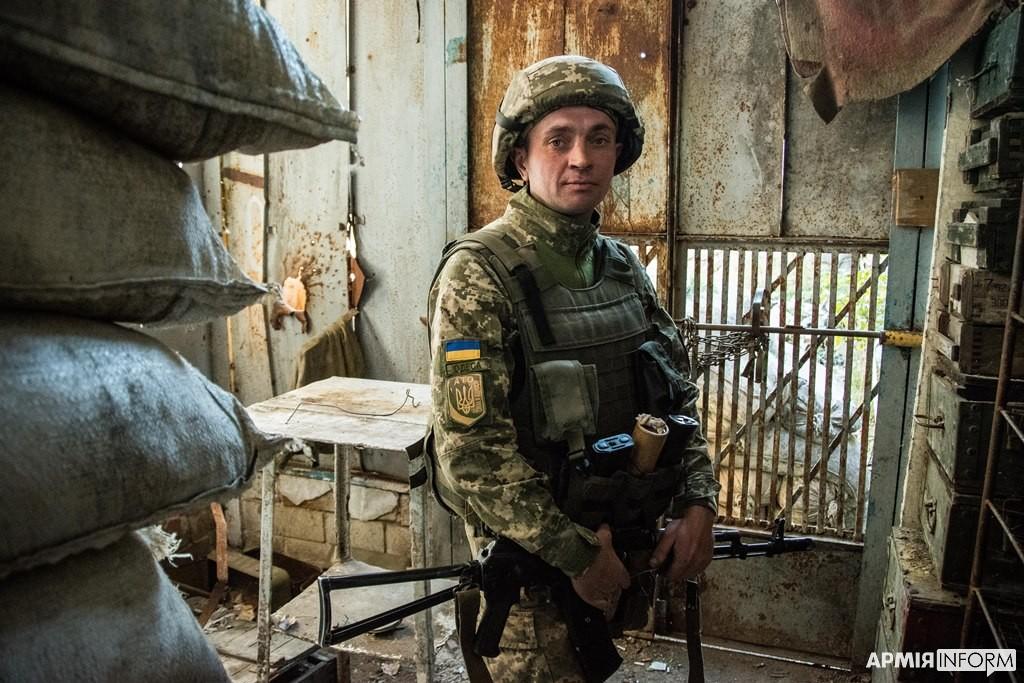 Армійці перебувають у постійній бойовій готовності