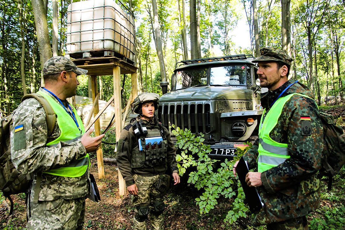 «Rapid Trident – 2019»: здобуваємо взаємосумісність із НАТО