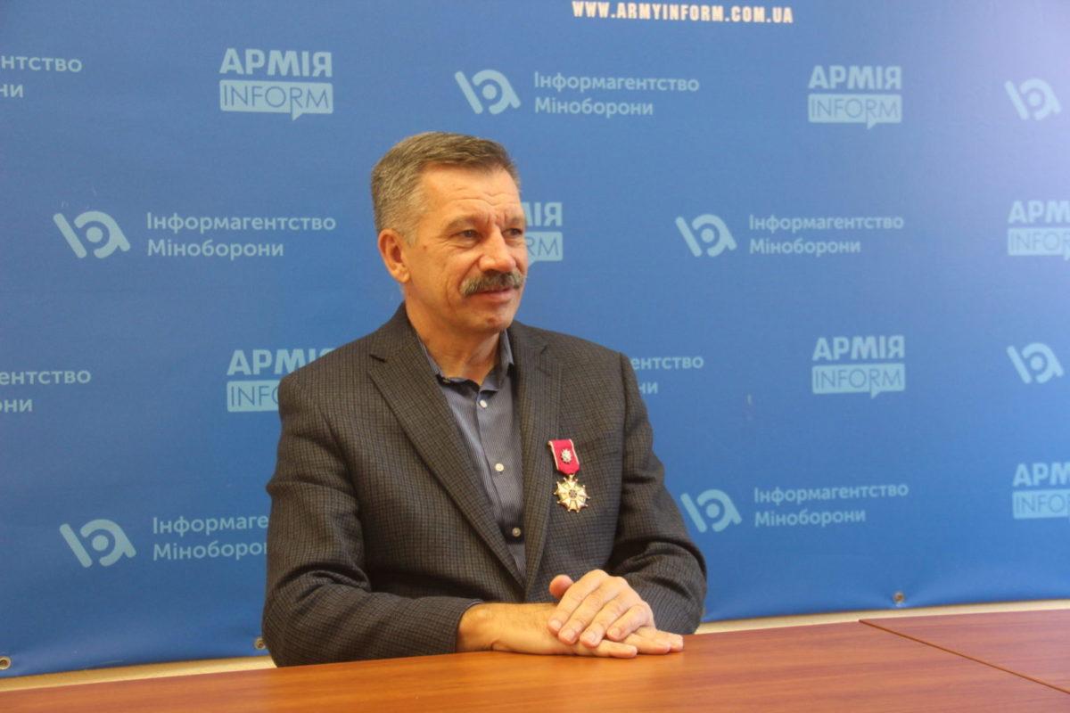 Українського генерала нагороджено орденом США «Легіон Пошани»