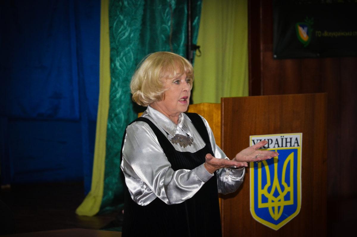 «Я вам відкриваю частинку своєї душі» – народна артистка України Ада Роговцева