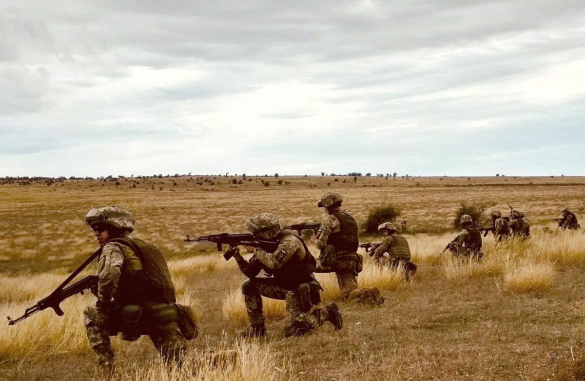Морська піхота зачистила плацдарм для наступу