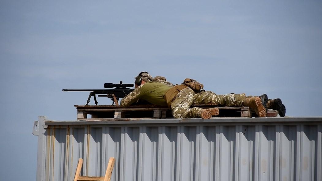 Ексклюзив від «головного стрільця» української армії