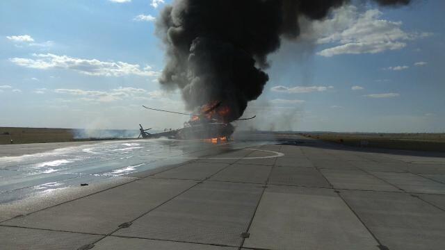 У Росії без змін: літаки падають, «іхтамнети» гинуть…