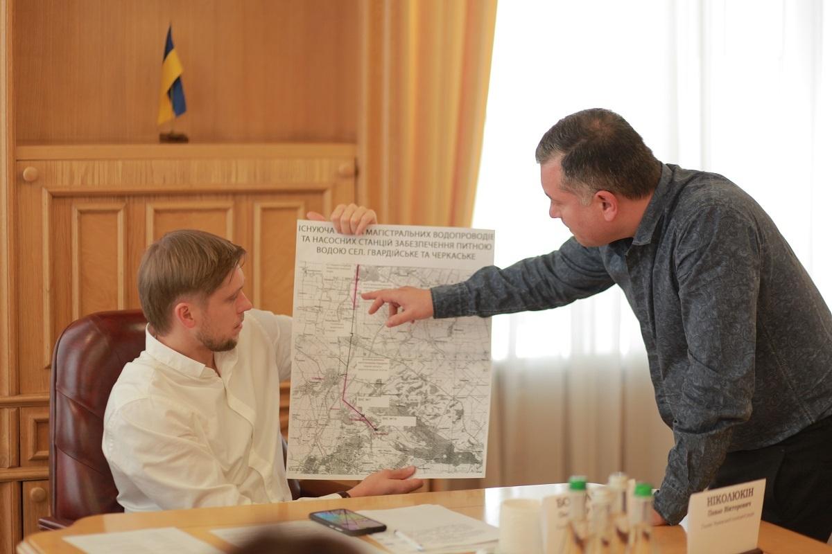 Мешканцям військових містечок на Дніпропетровщині пообіцяли відновити безперебійне водопостачання до кінця року