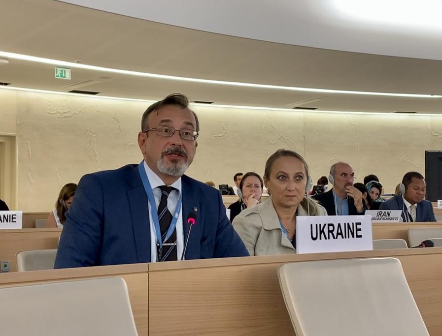 Рада ООН з прав людини має відреагувати на грубі порушення Росією прав людини