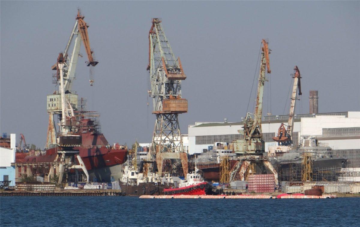 Ерзац «Містралів» планує будувати Росія в Криму