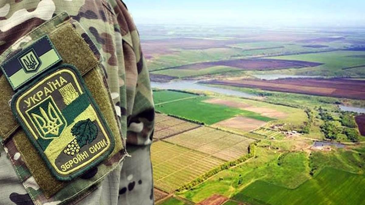 На Черкащині учасники бойових дій отримали у власність понад 12,7 тис. га землі