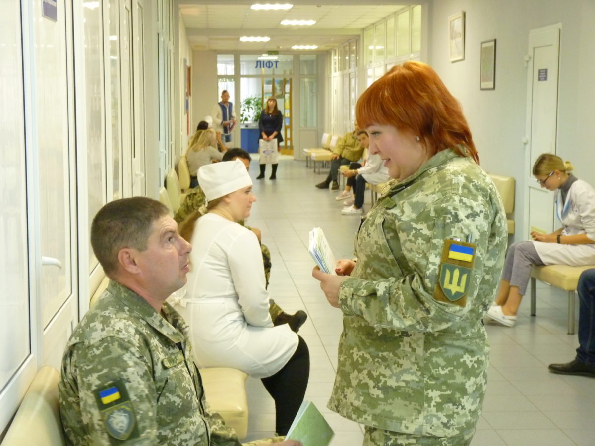 Сучасні технології медичної діагностики працюють для захисників України