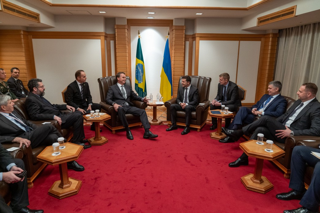 Україна пропонує Бразилії перезапустити проєкт із космодромом «Алкантара»