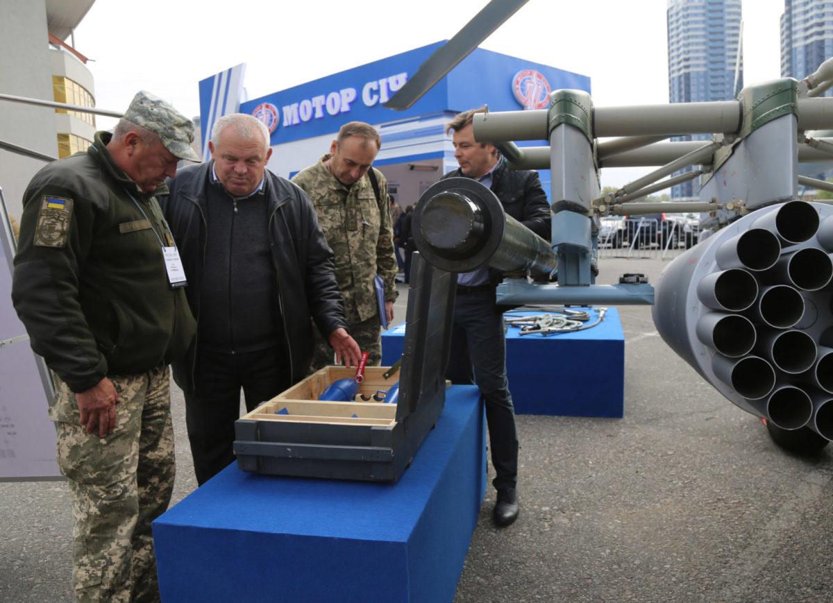 Армійські авіатори розглядають перспективи оновлення авіаційного озброєння та техніки