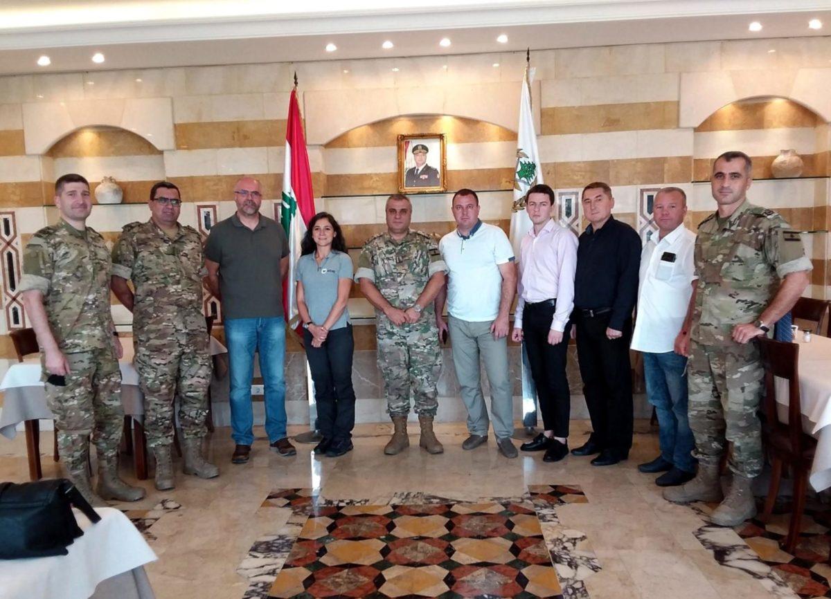 Ліванський досвід гуманітарного розмінування цікавий Україні