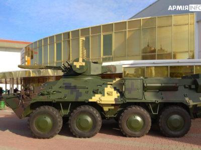 У Києві стартувала виставка «Зброя і безпека – 2019»
