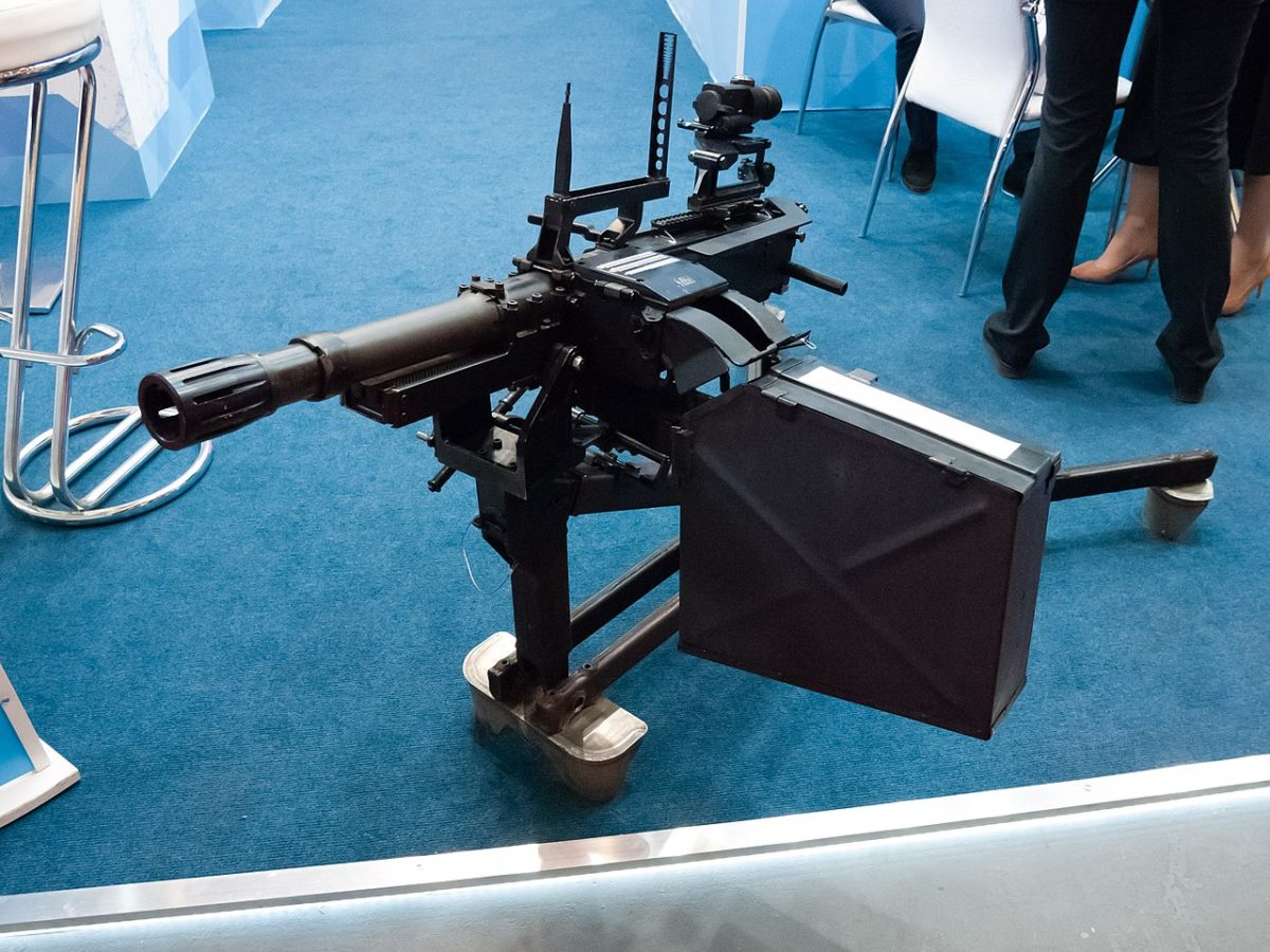 Український гранатомет УАГ-40 створений за стандартами НАТО